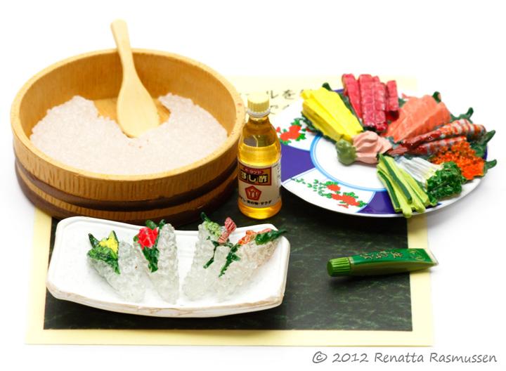 Re Ment Mother S Kitchen Pickled Pork Cutlet On Rice Bran